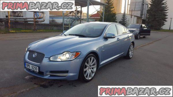 prodám auto Jaguar Xf 2.7D biturbo Luxury premium r.v 2009