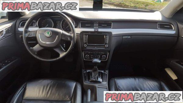 prodám auto Škoda Superb DSG 2.0tdi 125k