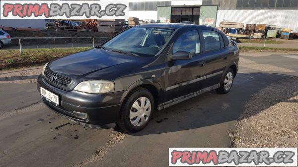 prodám auto Opel astra G 1.7Td 5dv, r.v 2001
