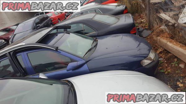 prodám náhradní díly z tohoto vozu Opel Vectra B 1.8