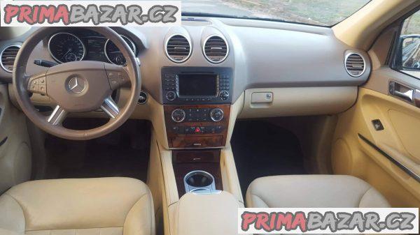 prodám auto Mercedes ML 320cdi r.v 2007
