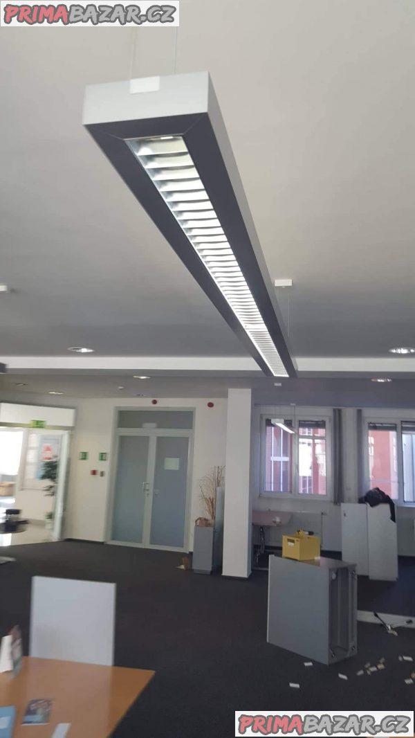 prodám osvětlení kancelářských prostor
