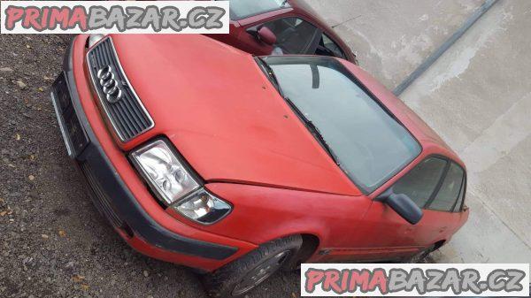 prodám náhradní díly z tohoto vozu Audi 100/A6 2.8 V8