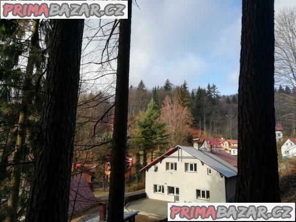 Pronájem chaty v Jizerských horách-Silvestr volno