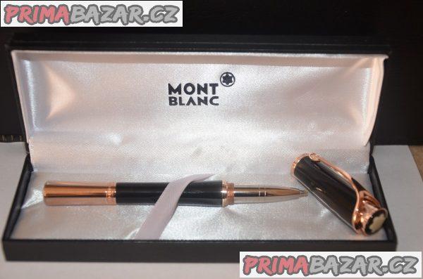 Luxusní dárkové pero Mont Blanc