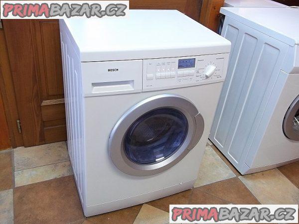 Pračka se sušičkou BOSCH až na 5 kg