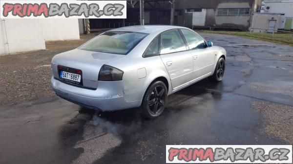 prodám auto Audi A6 Quattro 4x4 2.8 V6 142kw, r.v 199