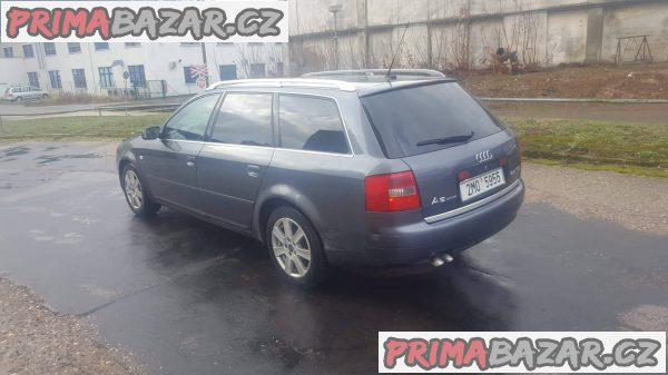 prodám auto Audi A6 2.5tdi Facelift combi r.v 2002/03, 132kw,