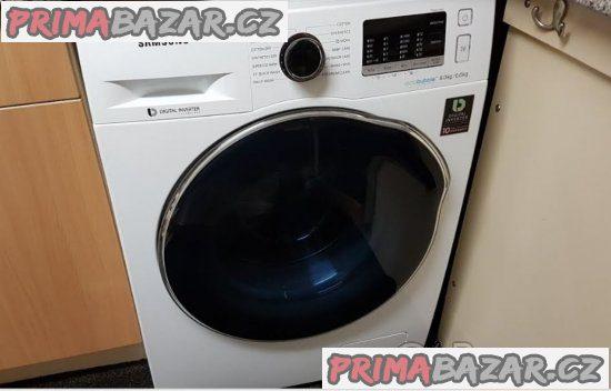 prodám 10x použitá pračka se sušičkou samsung