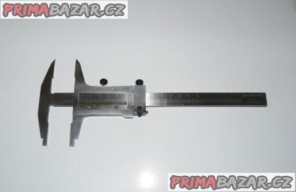 POSUVNÉ MĚŘÍTKO ANALOGOVÉ  0-150 mm, KALIBROVANÉ