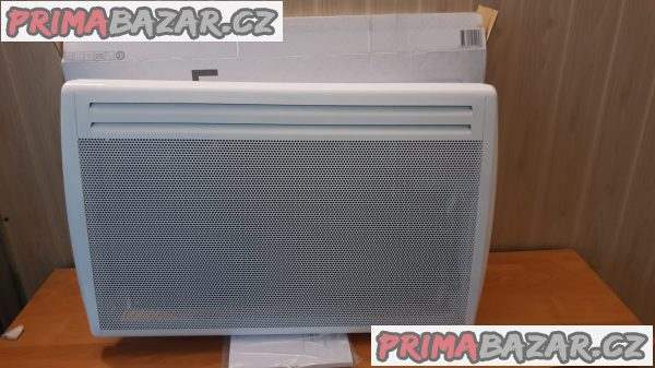 prodám nový ,nepoužitý sálavý radiator konvektor 1500W regulátor vytápění Můžete jej naprogramovat po dobu 7 dní ...elektronický s digitálním regulátorem (LCD displej) nastavení teploty: od + 5 ° C do + 30 ° C rozměry 72 x 45 x 11 cm