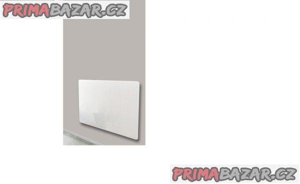 prodám nový topný panel bezrámový skleněný super design do vašeho bytu..topení má 1500w moderní přímotop rozměry 710 x 460 x 90 mm radiator je zabalený v záruce 2 roky LCD displej 7 programu cena:2690