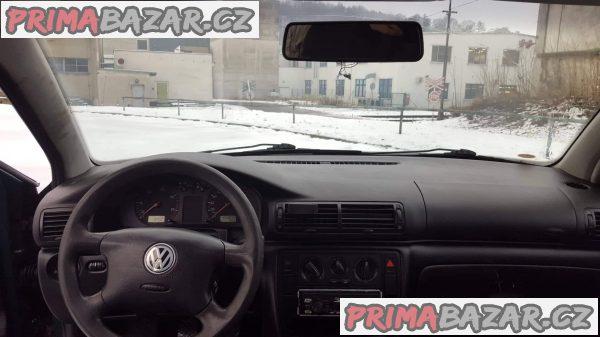 Volkswagen Passat 1.9tdi 66kw, r.v 1998