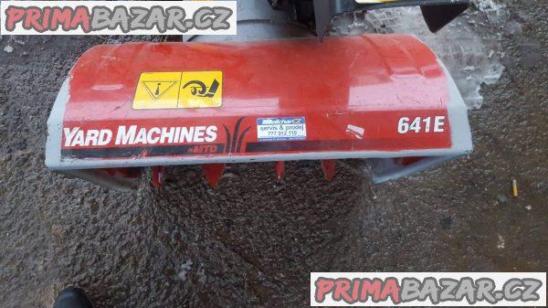Snehova freza, snezna freza Yard Machines MTD 641E