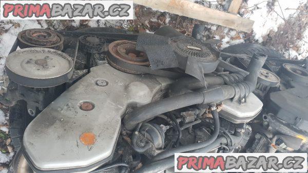 prodám motor plně funkční Audi A8 D2 V8 3.7 benzí
