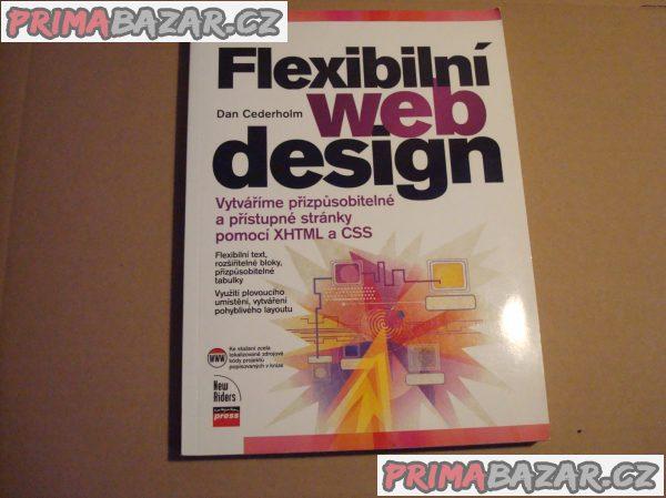 Flexibilní webdesign, Dan Cederholm