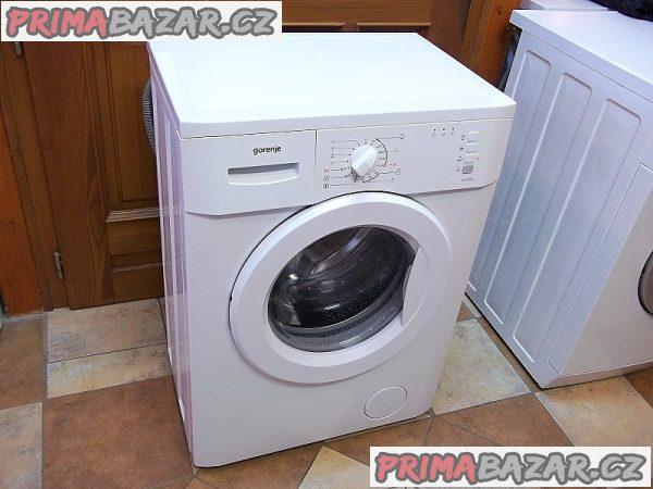 Pračka GORENJE až na 5 kg SLIM úzká
