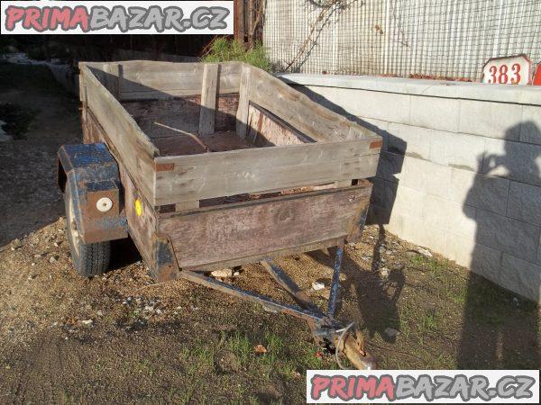 Přívěsný vozík z automobil
