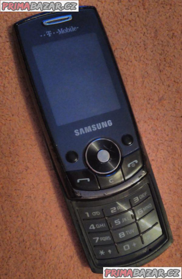 Samsung SGH-J700 - k opravě nebo na náhradní díly!!!