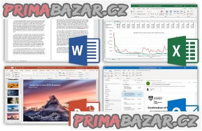 Microsoft Office 2019 Professional Plus for PC Windows
