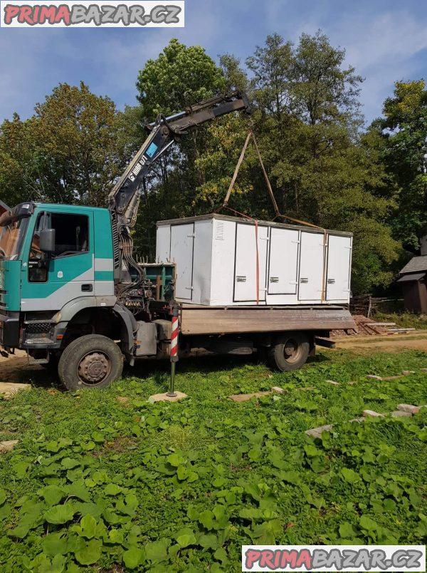 prodám nákladní automobil Iveco 190 4x4 sklápěč s hydraulic
