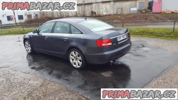 prodam auto Audi A6 3.0tdi Quattro, sedan, 165kw (224 k