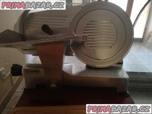 Nářezový stroj REDFOX