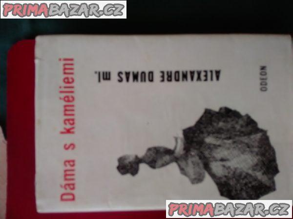 Alexandre Dumas ml. Dáma s kaméliemi