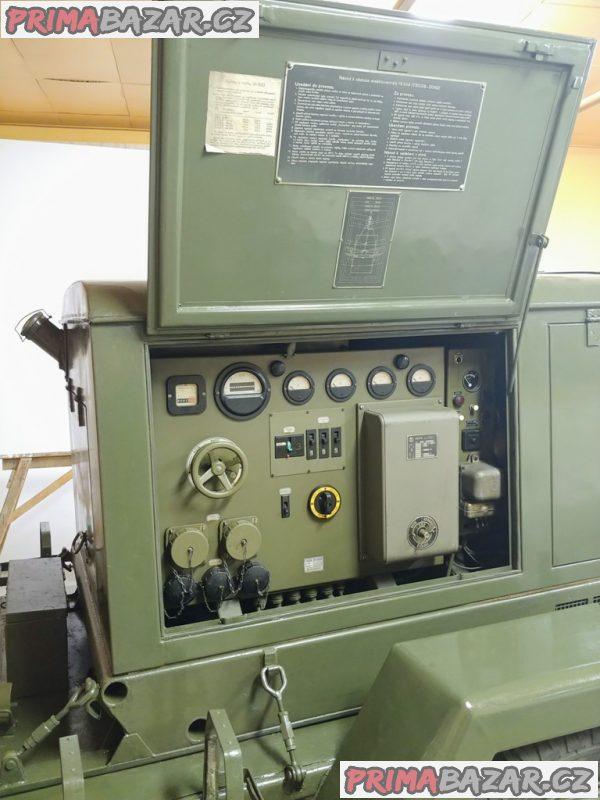 Elektrocentrála 15kw
