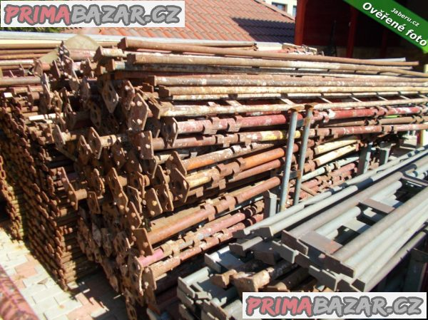 Koupim haki a ramove leseni s cele CR.