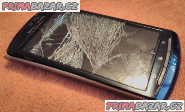 Sony Ericsson Xperia neo V - k opravě nebo na náhradní díly!!!