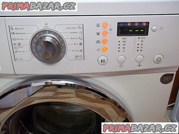 Pračka LG WD-10390NDK DIRECT DRIVE SLIM úzká