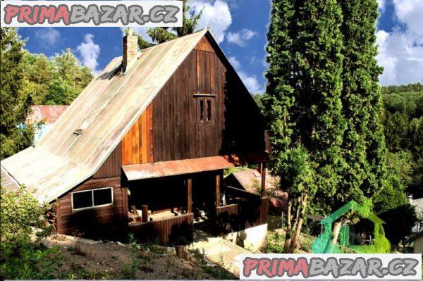 Prodej chaty 60 m², pozemek 364 m² Chyňava - část obce Malé Přílepy, okres Beroun