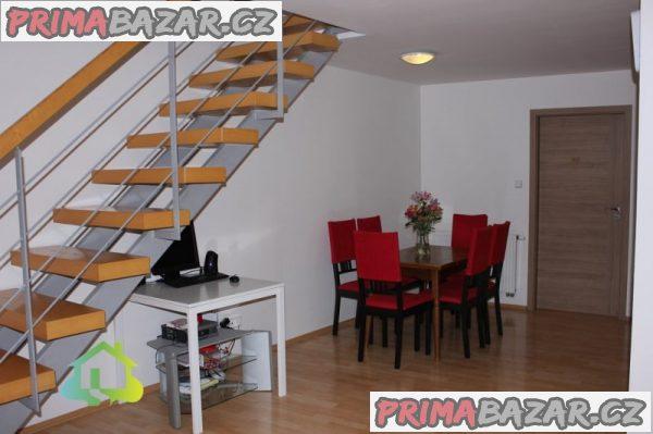 Prodej mezonetového bytu 3+kk, 70m2 , Praha - Smíchov
