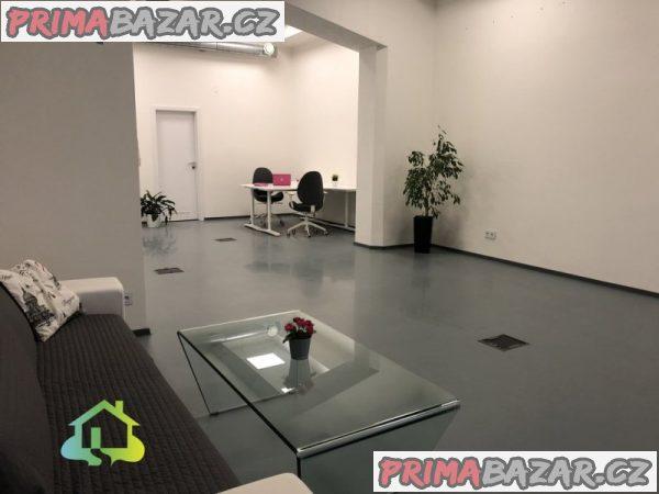 Pronájem kancelářských prostor, 78m2, Praha, Karlín