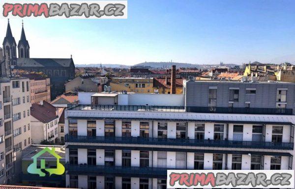Pronájem dvou penthousů, 266m2, Praha 8 - Karlín
