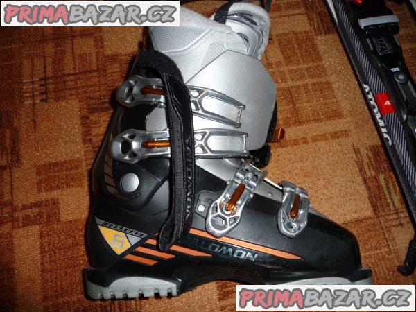 Lyžařské boty Salomon Performa 6.