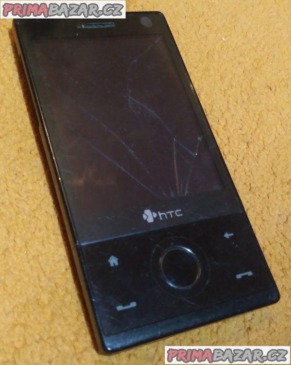 Dotykový HTC Touch P3700 - k opravě nebo na náhradní díly!!!