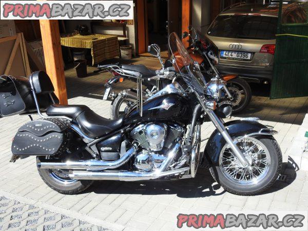 Kawasaki Laděné Výfuky Thudering Eagle Nové
