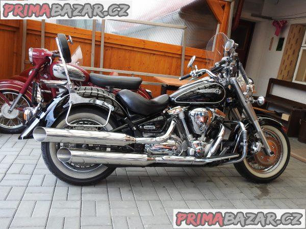 Yamaha laděné výfuky Thundering Eagle Nové