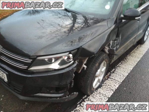 Prodám VW Tiguan po nehodě