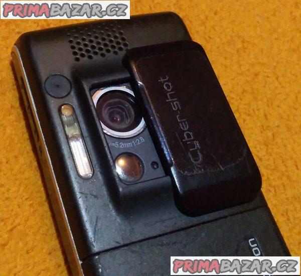 Sony Ericsson K790i Cyber-shot spaměť. kartou + 3 DÁRKY!!!