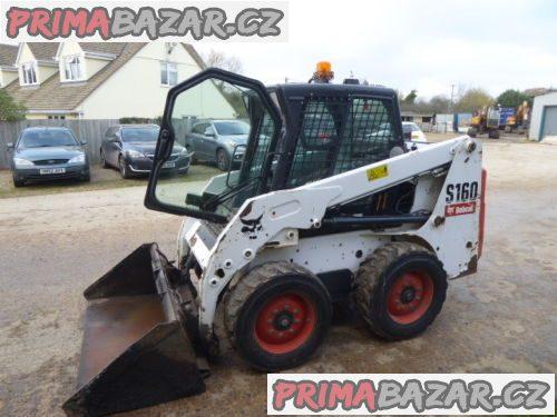 Top stav Bobcat SS I60 - 2010