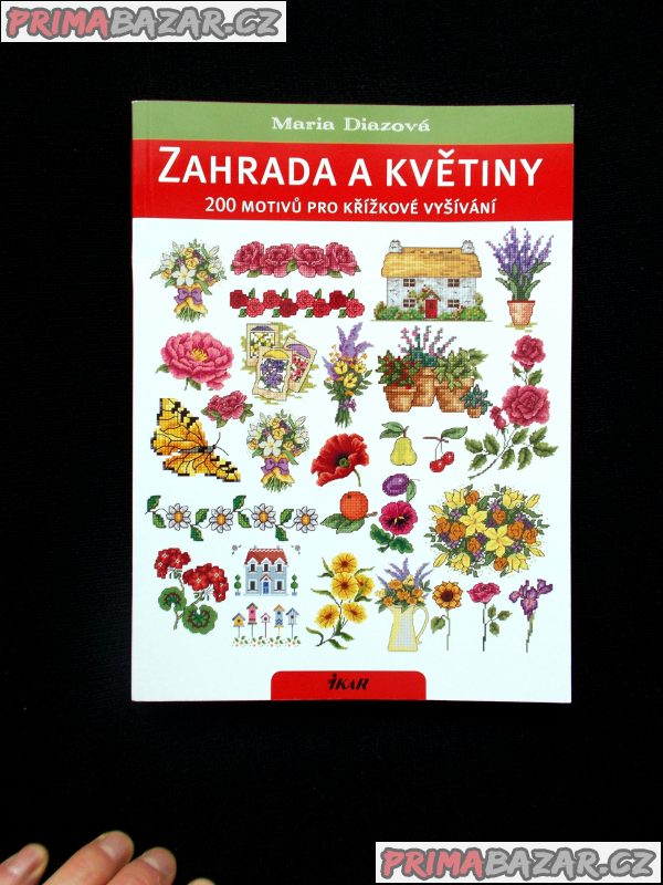 Zahrada a květiny - Maria Diaz