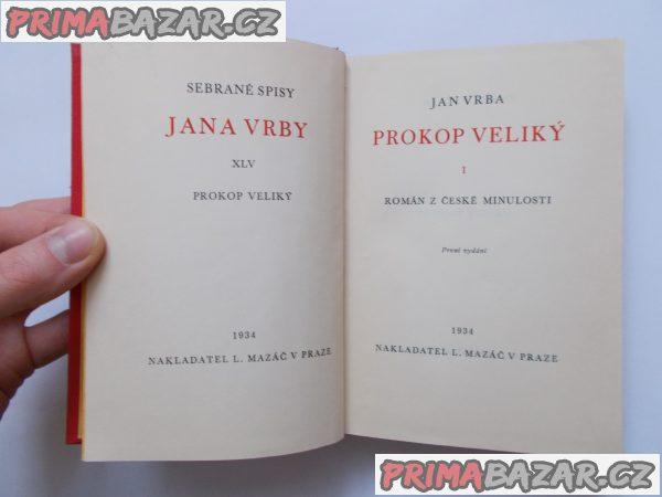 Starožitné knihy - 10. kusů