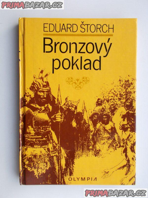 Bronzový poklad - Eduard Štorch