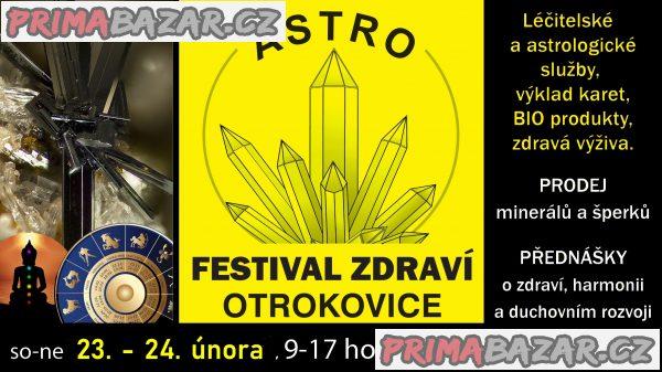 Astro-Festival zdraví, OTROKOVICE, 23.-24.2019