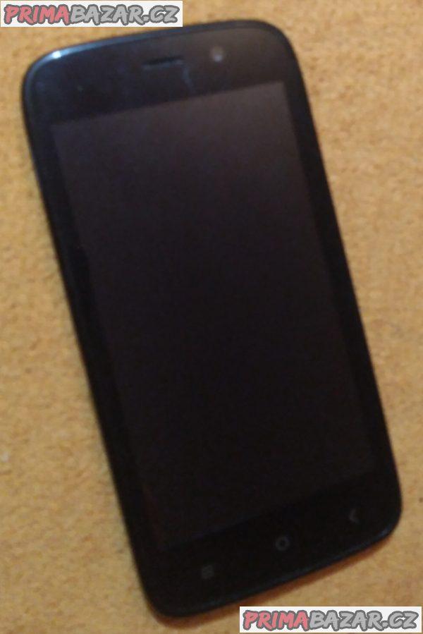 Mobil STK Storm 4 na 2 SIM - k opravě nebo na náhradní díly!!!