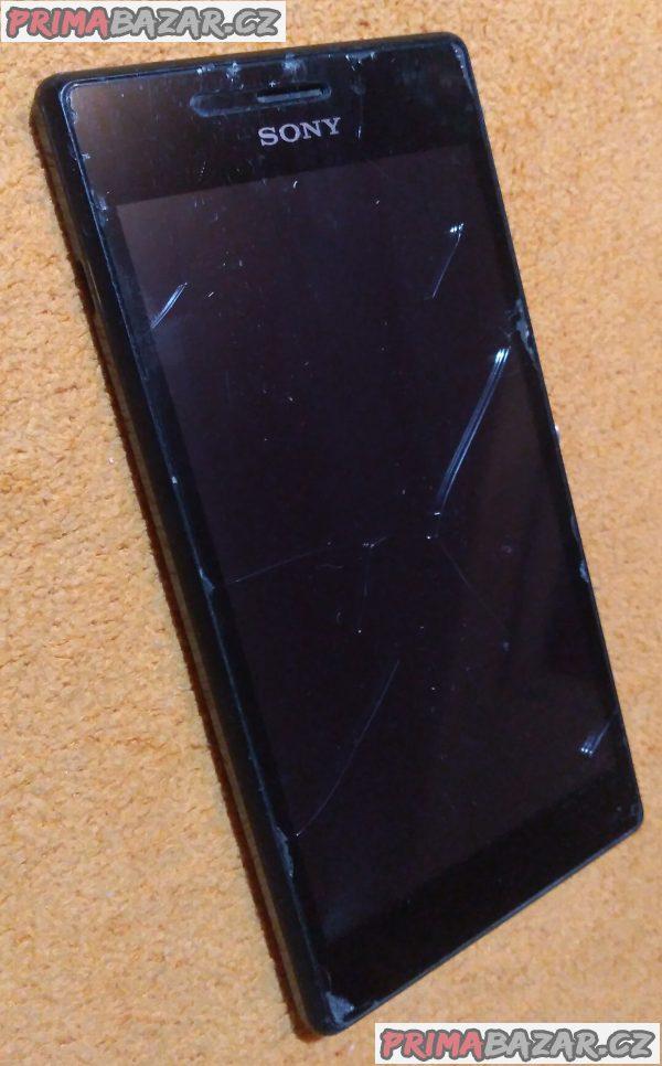 Sony Xperia M2 - k opravě nebo na náhradní díly!!!
