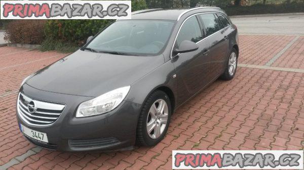 Opel Insignia 2.0 CDTI  combi 118 KW=160 PS nová STK